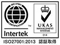 ISO27001:2013 認証取得